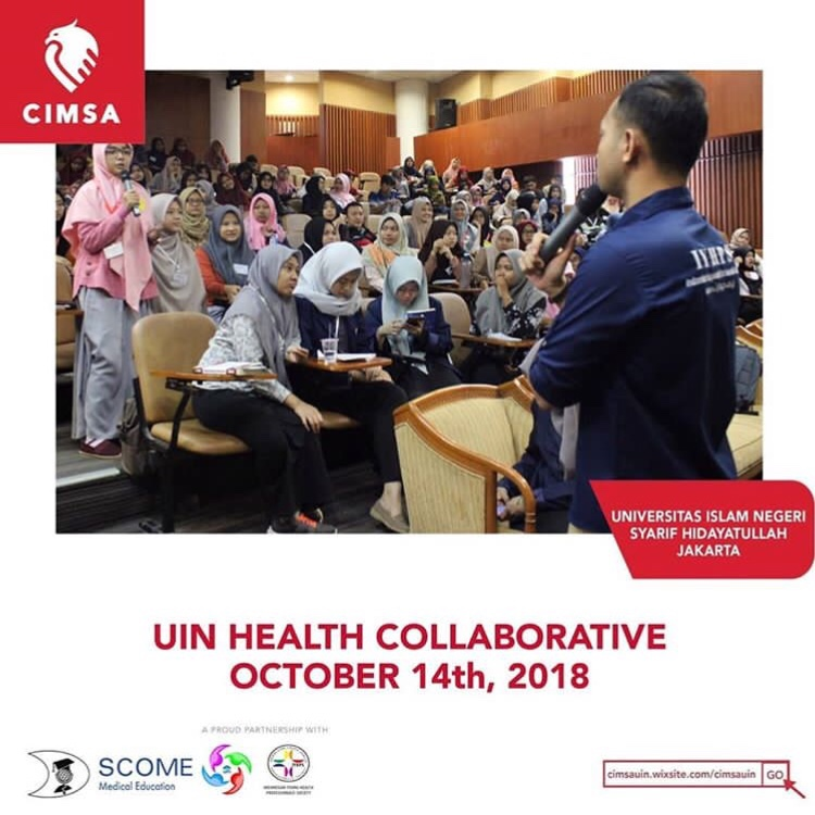 UHC (UIN Health Collaborative) by UIN Jakarta