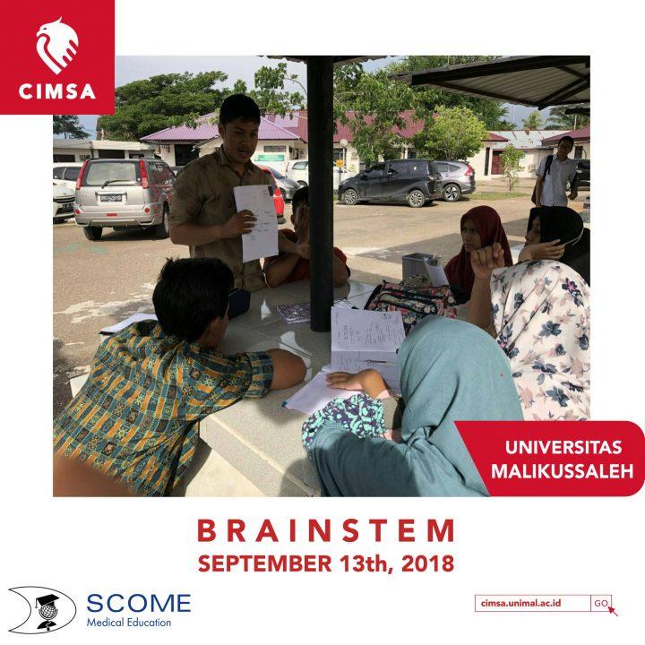 BRAINSTEM (Be Ready for Exam) by Universitas Malikussaleh