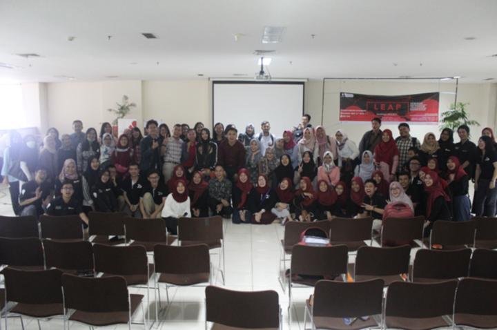 LEAP : LPDP Exhibition and Sharing Project 2018 by Universitas Padjajaran