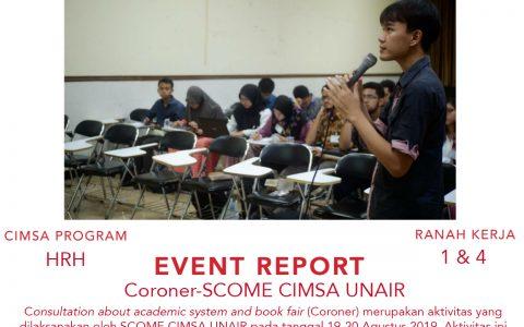 CORONER-SCOME CIMSA UNAIR