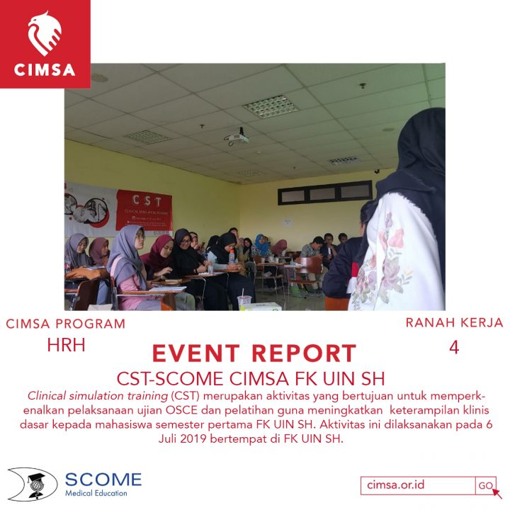 CST-SCOME CIMSA FK UIN SH