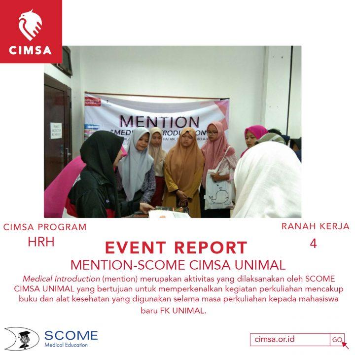 MENTION-SCOME CIMSA UNIMAL